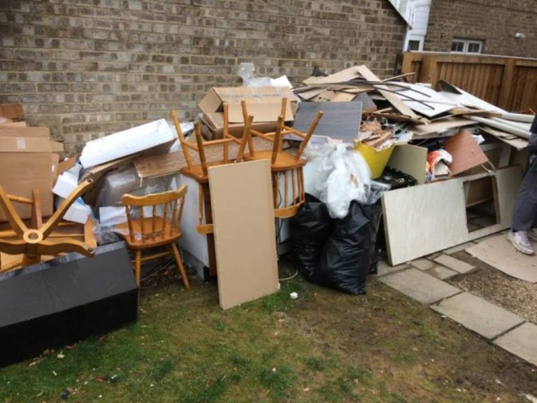 waste removal and recycling in kirkcaldy fife
